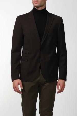 Пиджак Strellson. Цвет: коричневый