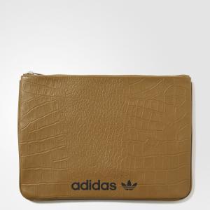 Клатч HYKE  Originals adidas. Цвет: хаки