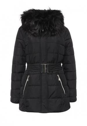 Куртка утепленная Bruebeck. Цвет: черный