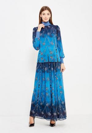 Костюм Sahera Rahmani. Цвет: синий