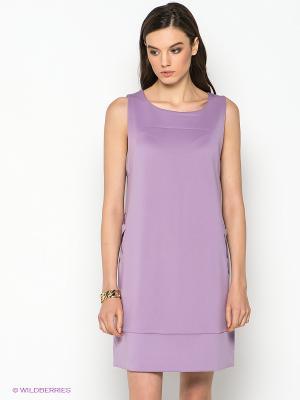Платье SISTE'S. Цвет: фиолетовый