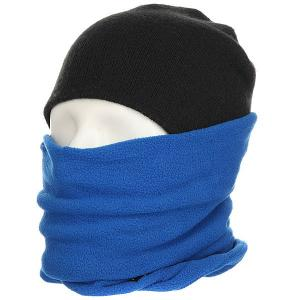 Шарф труба  Hoop Neckwarmer Bright Blue Footwork. Цвет: синий