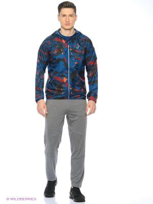 Куртка FujiTrail Pack Jkt ASICS. Цвет: синий