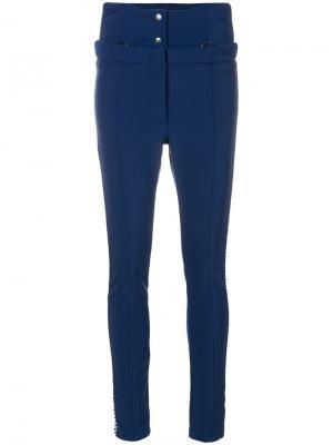 Лыжные брюки Morillon Perfect Moment. Цвет: синий