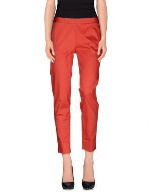 Повседневные брюки NEW YORK INDUSTRIE. Цвет: фуксия