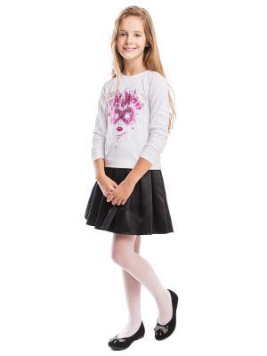 Юбка текстильная для девочек S`Cool