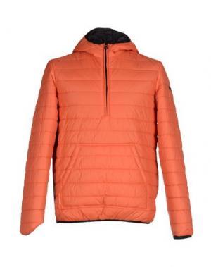 Куртка RRD. Цвет: оранжевый