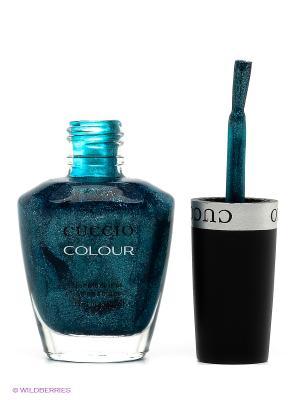 Лак Cuccio Colour, Foutains of Ver COLOUR. Цвет: морская волна
