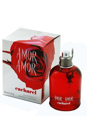 Туалетная водаAmor Amor жен, 50мл Cacharel. Цвет: прозрачный