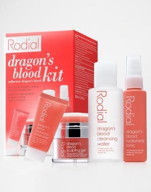 Rodial Ознакомительный набор Dragons Blood. Цвет: бесцветный
