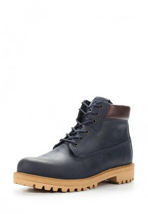 Ботинки Wojas. Цвет: синий