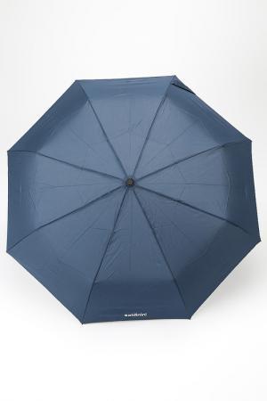 Зонт Baldinini. Цвет: синий