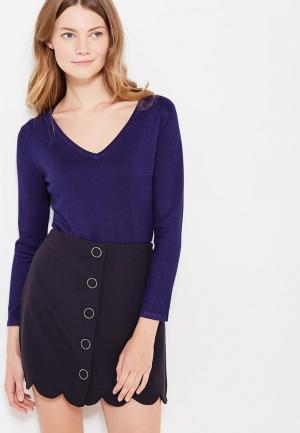 Пуловер Passioni. Цвет: синий