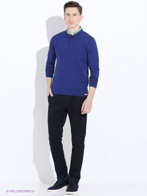 Лонгслив мужской D.S. Цвет: темно-синий