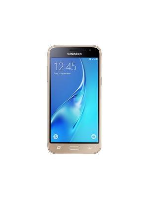 Смартфон J320 Galaxy J3 Samsung. Цвет: золотистый, желтый