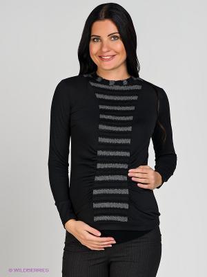 Кофточка Mamita. Цвет: черный, серый
