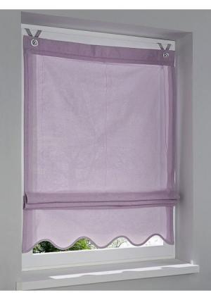 Римская штора Heine Home. Цвет: цвет льна