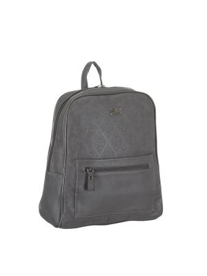 Рюкзак 5685 искусственная кожа Sofiya. Цвет: серый