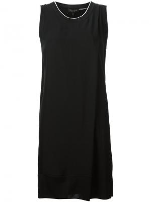 Платье мини Rag & Bone. Цвет: чёрный