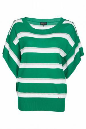 Пуловер Luisa Spagnoli. Цвет: зеленый