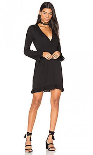 Платье jade De Lacy. Цвет: черный