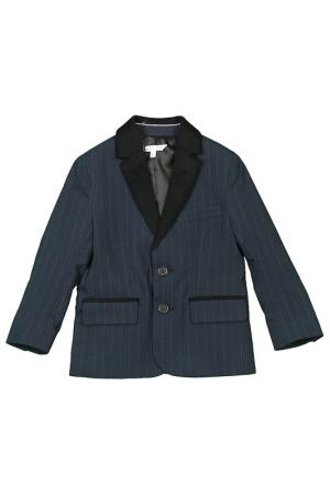 Пиджак Little Marc Jacobs. Цвет: синий