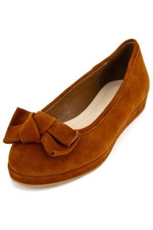 Туфли Mimi Clark. Цвет: коричневый