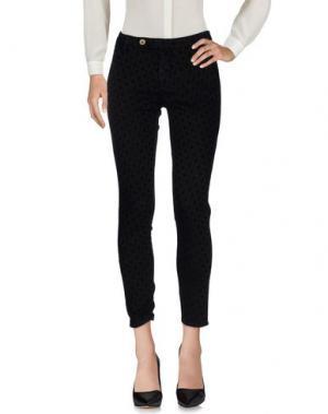 Повседневные брюки J-CUBE. Цвет: черный