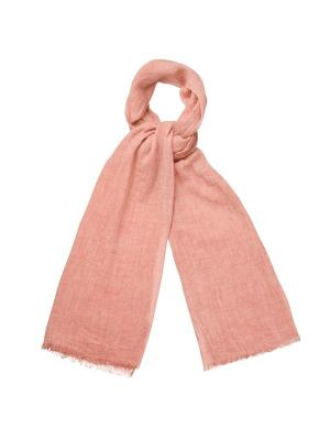 Палантин Dr. Koffer. Цвет: розовый