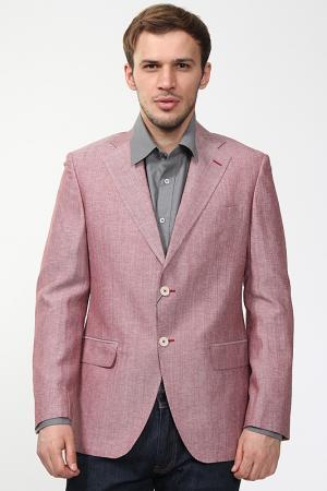 Пиджак Tombolini. Цвет: розовый