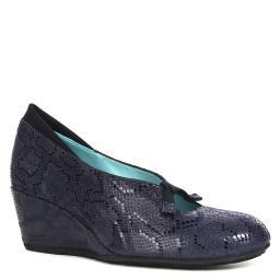 Туфли  2065MN темно-синий THIERRY RABOTIN