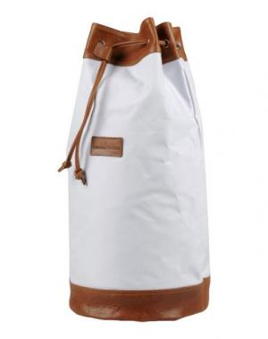 Рюкзаки и сумки на пояс SIMONA MARTINI. Цвет: белый