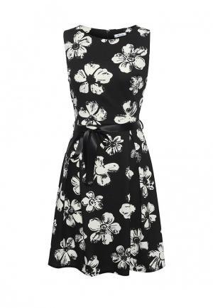 Платье Aurora Firenze. Цвет: черно-белый