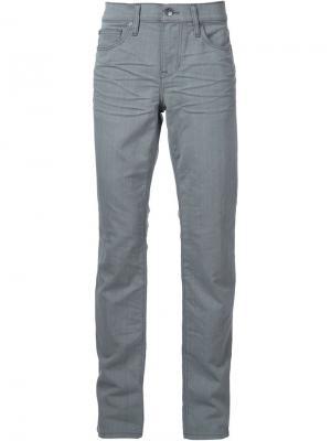 Джинсы прямого кроя Joes Jeans Joe's. Цвет: серый