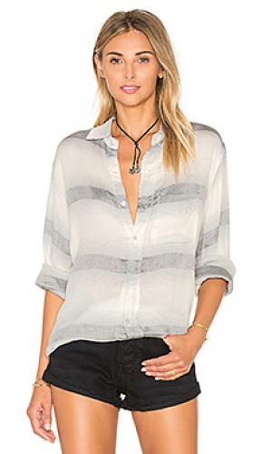Рубашка Stillwater. Цвет: серый