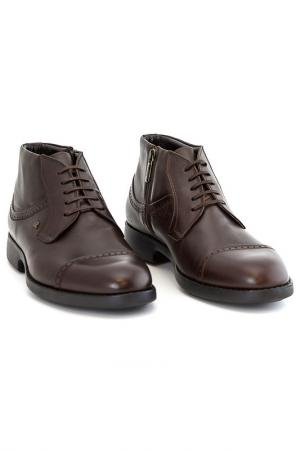 Ботинки Fabiano Ricci. Цвет: коричневый