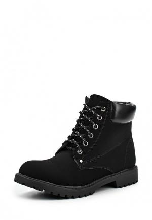 Ботинки Jennyfer. Цвет: черный
