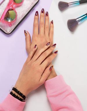 Lime Crime Накладные ногти хроматической расцветки. Цвет: мульти