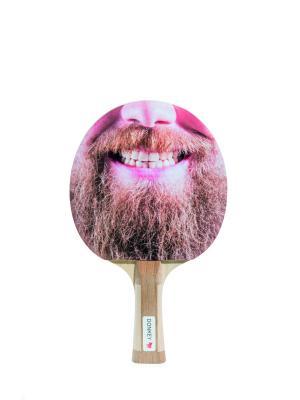 Набор для пинг понга  Dr. Ping Pong Donkey. Цвет: светло-коричневый