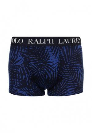 Трусы Polo Ralph Lauren. Цвет: синий