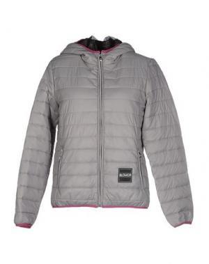 Куртка BLOMOR. Цвет: светло-серый