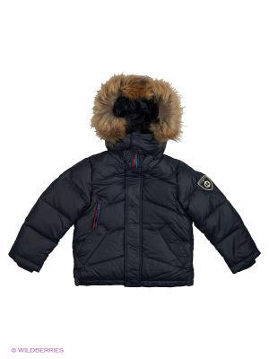 Куртка Junior Republic. Цвет: темно-синий