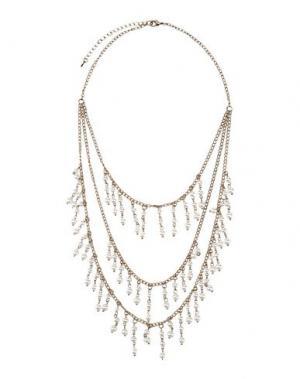 Ожерелье DETTAGLI. Цвет: белый