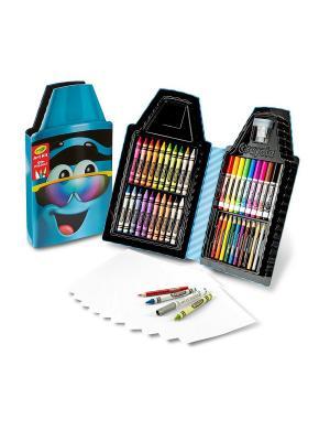 Набор для творчества Карандаш (голубой) Crayola. Цвет: синий