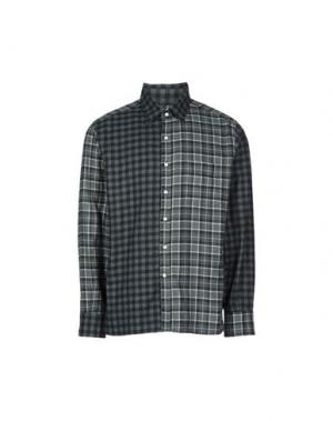 Pубашка OVADIA & SONS NEW YORK. Цвет: свинцово-серый