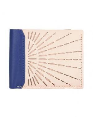 Бумажник HERSCHEL SUPPLY CO.. Цвет: телесный