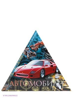 Автомобили (Треугольник) Издательство АСТ. Цвет: синий