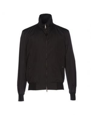 Куртка SEALUP. Цвет: темно-коричневый