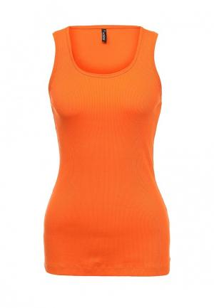 Майка Baon. Цвет: оранжевый