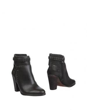 Полусапоги и высокие ботинки VINCE CAMUTO. Цвет: свинцово-серый